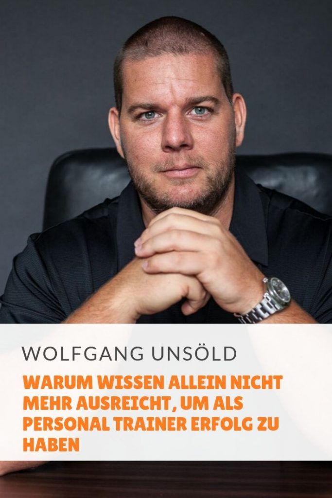 Wolfgang Unsöld Interview